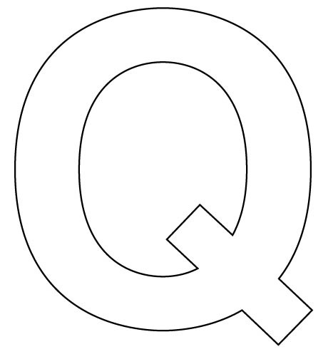 Pictures Of Items That Start With The Letter Q