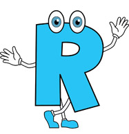 Clipart Of Letter R.