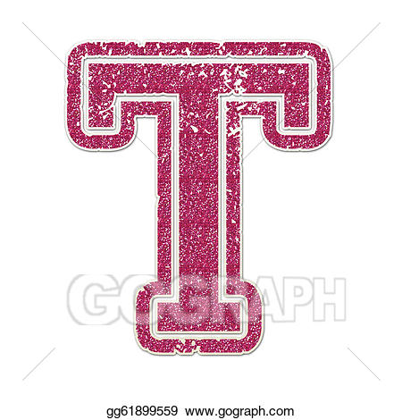 the letter t clipart #4