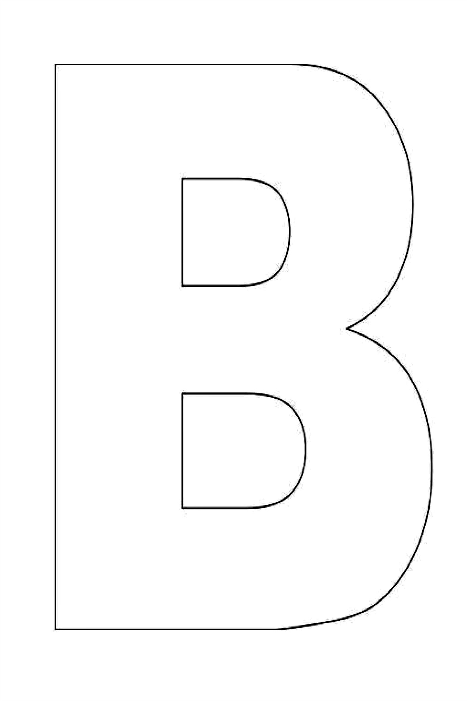 letter b outline clipart 20 free Cliparts Download