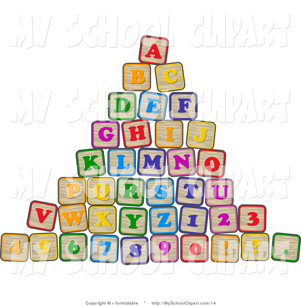 Free Clipart Alphabet Letters.