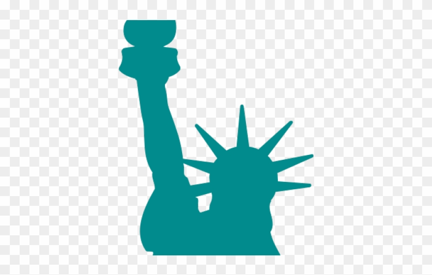 Statue Of Liberty Clipart Easy.