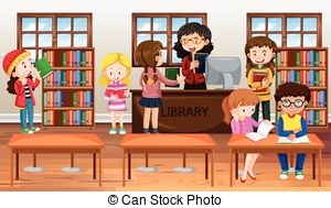 Librarian Stock Illustrations. 1,864 Librarian clip art images and.