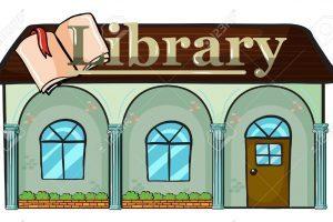 Clipart library building » Clipart Portal.
