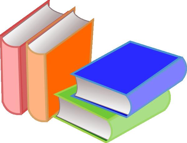 Books clip art.