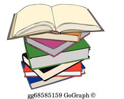 Libro Clip Art.