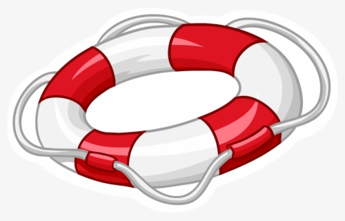 Free Life Preserver Clip Art with No Background.