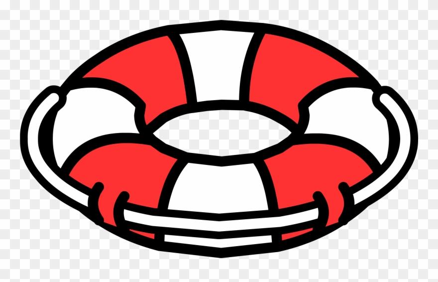 Lifeguard Clipart Life Preserver.