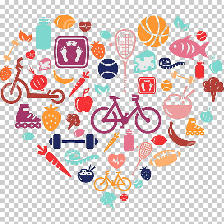 Healthy diet Health food Lifestyle, health PNG clipart.