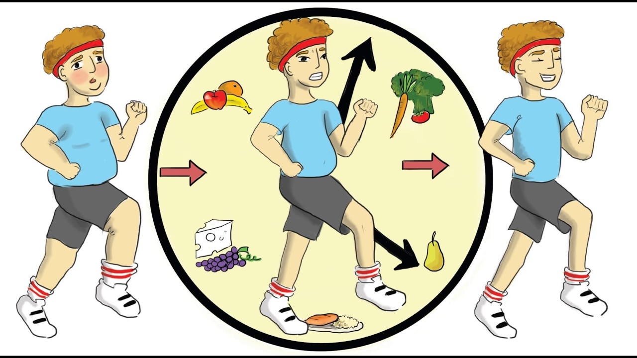 Healthy lifestyle clipart 1 » Clipart Station.