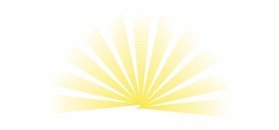 Light Beam Ray Clip Art Sunrays Transprent.