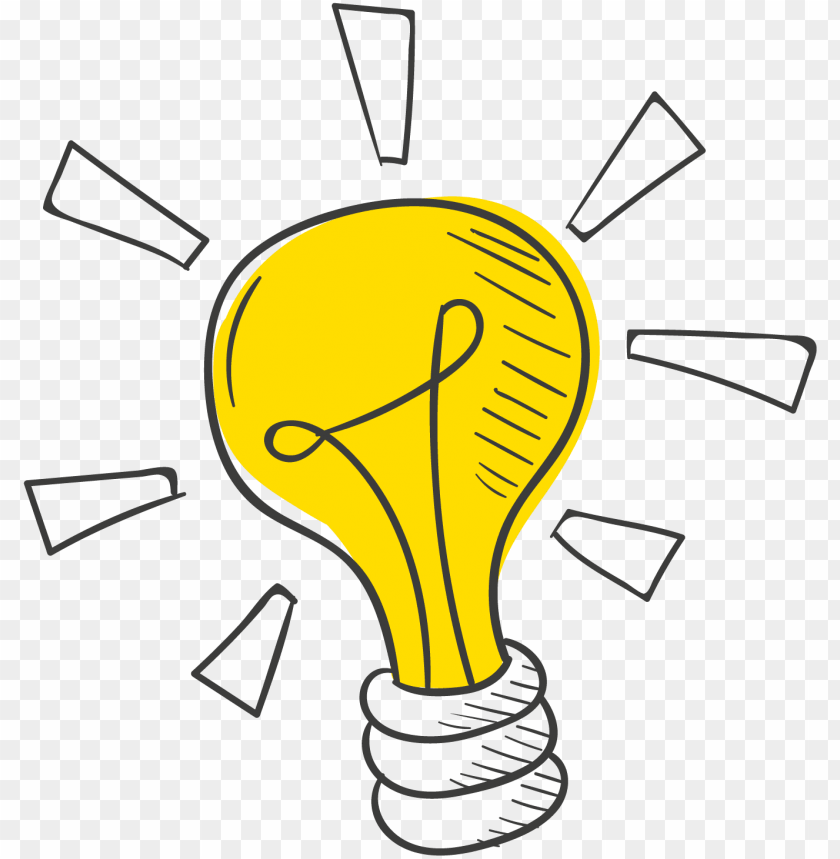 light idea bulb incandescent download hd png clipart.