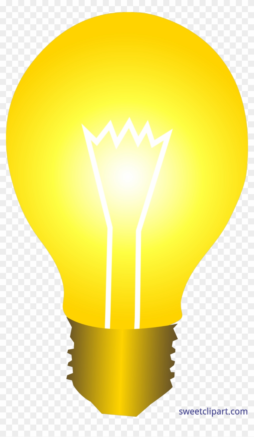 Clip Art Library Stock Light Bulb Idea Clipart.