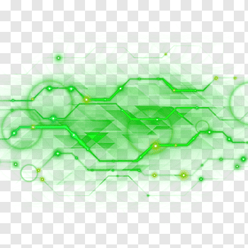 Green Light Effect Background cutout PNG & clipart images.