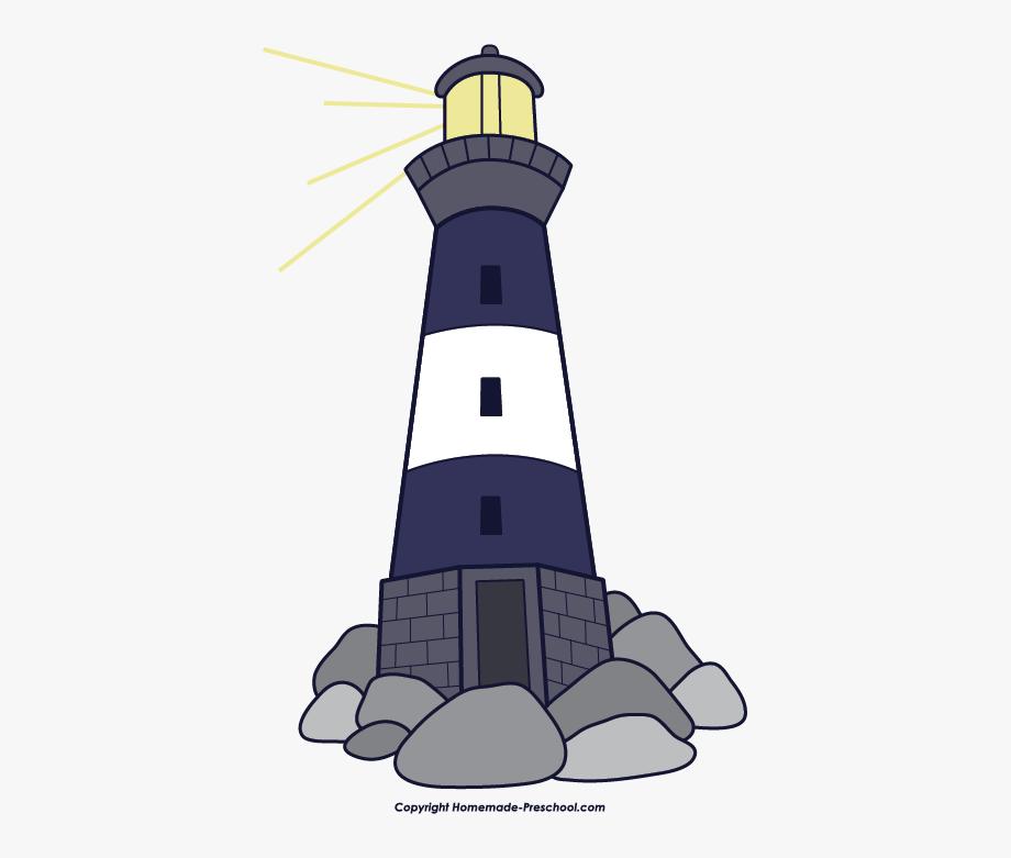 Light House Clipart.