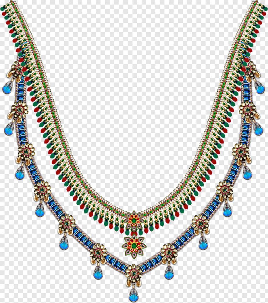 Gold Jewellery Model.