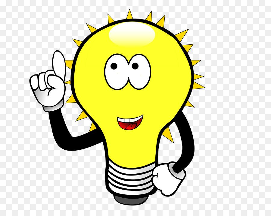 Light Bulb Icon clipart.