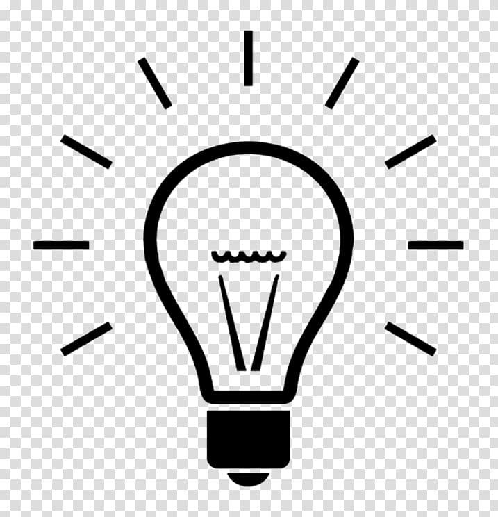 Incandescent light bulb LED lamp , Light Bulb transparent background.
