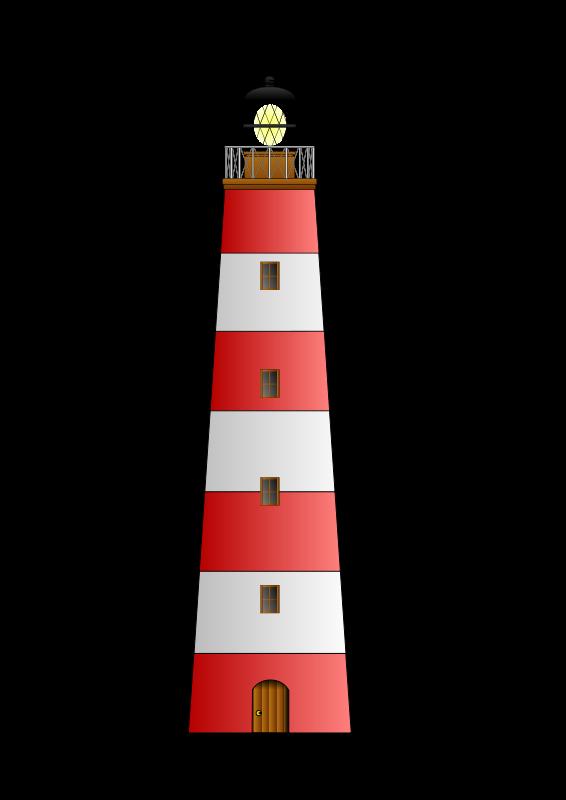 Free Clipart: Lighthouse matthew gates.