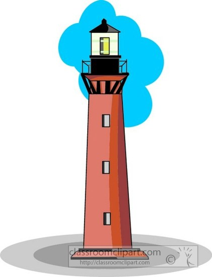 Lighthouse Clipart » Clipart Portal.