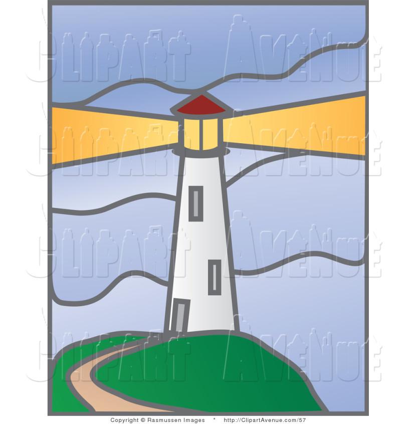 Lighthouse Clipart.