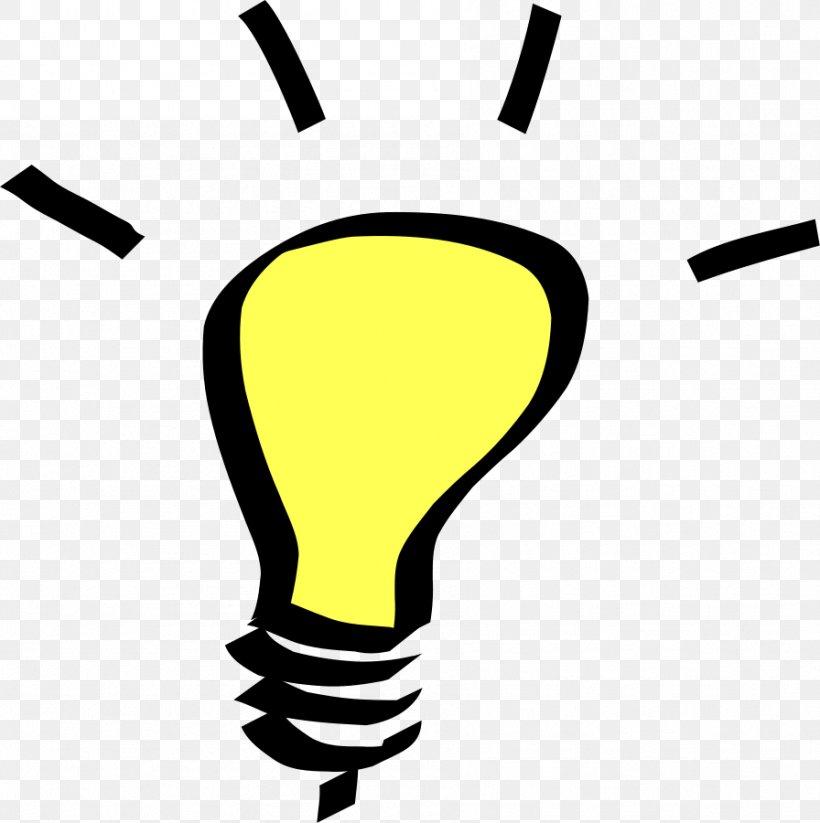Incandescent Light Bulb Clip Art, PNG, 896x900px, Idea.