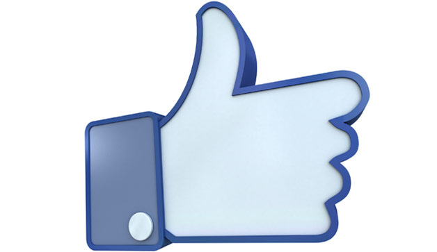 Clipart like facebook.