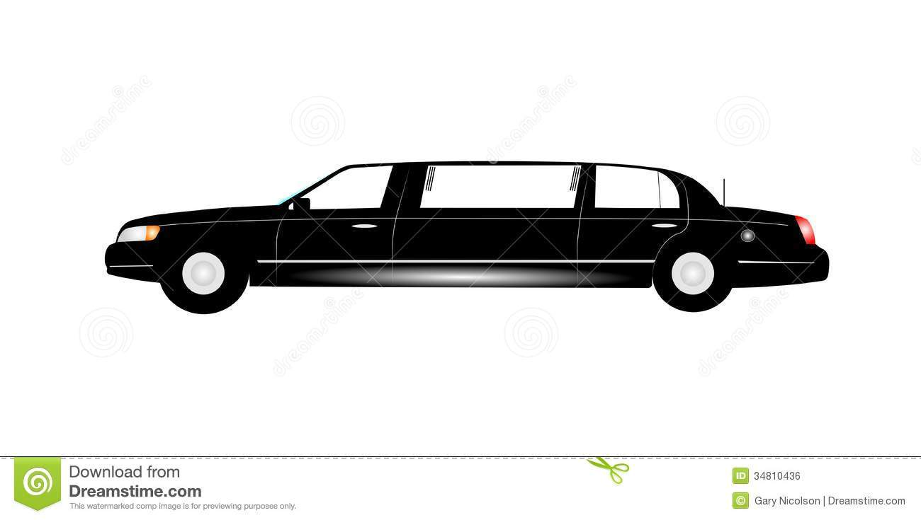 Limo clipart free 1 » Clipart Portal.