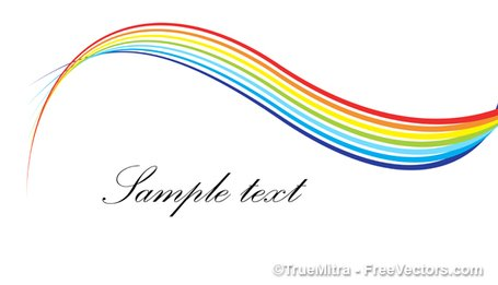 Imágenes clip art y gráficos vectoriales Líneas de color gratuitos.