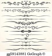 Lines Clip Art.