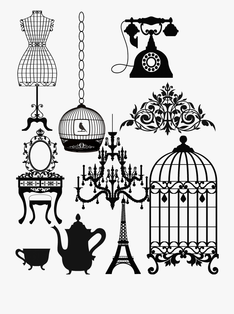paris #collage #clipart Get Link To Download From.