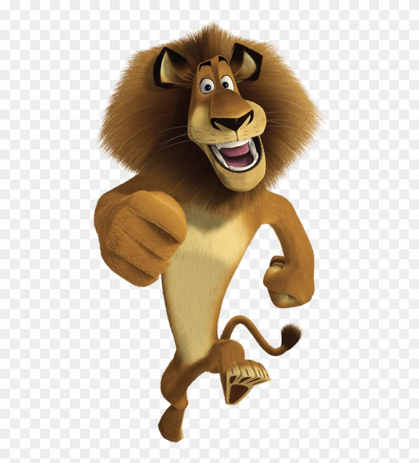 Chase Clipart Lion.