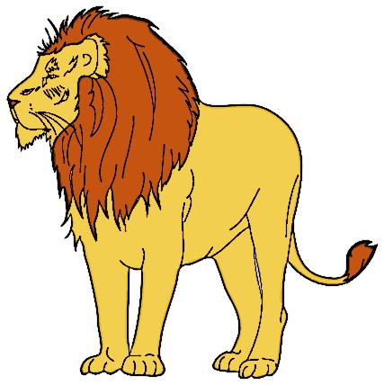 Lion Clip & Lion Clip Clip Art Images.