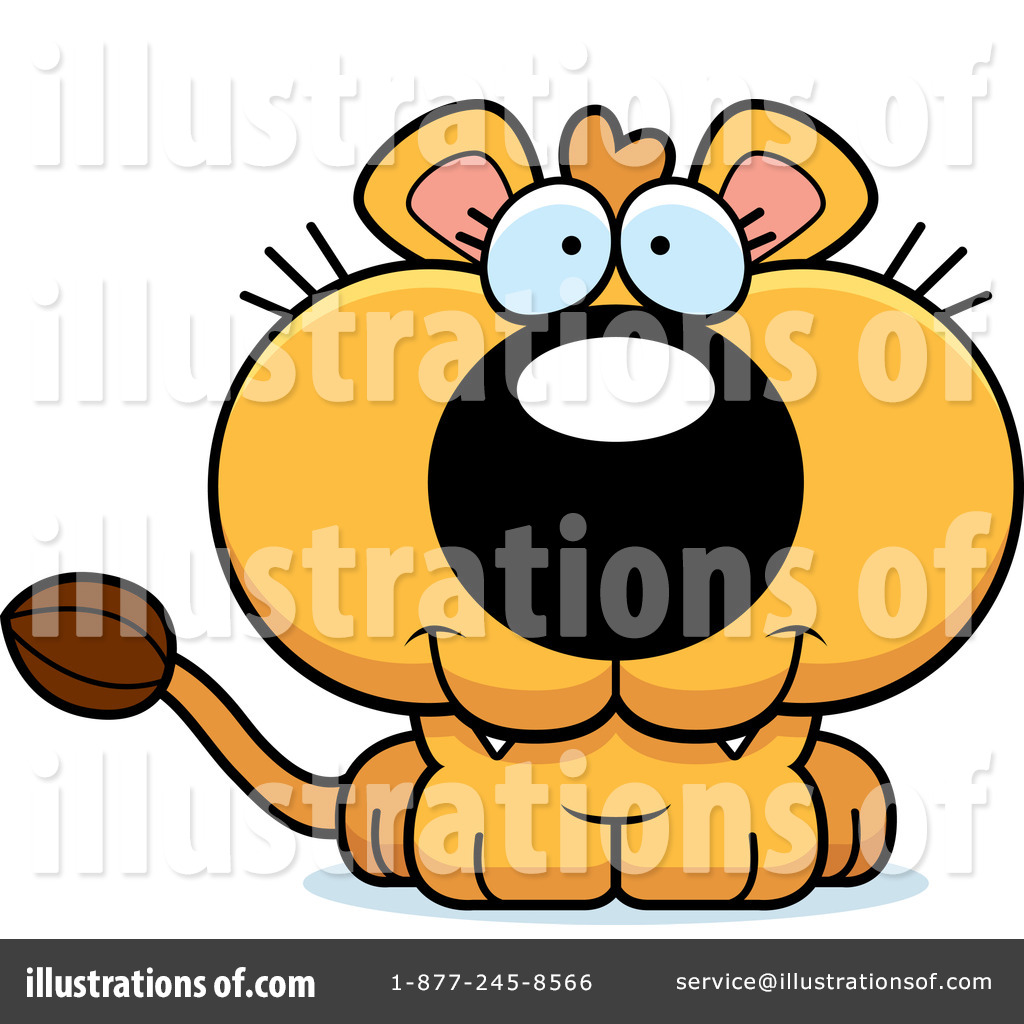 Lioness Clipart #1091269.
