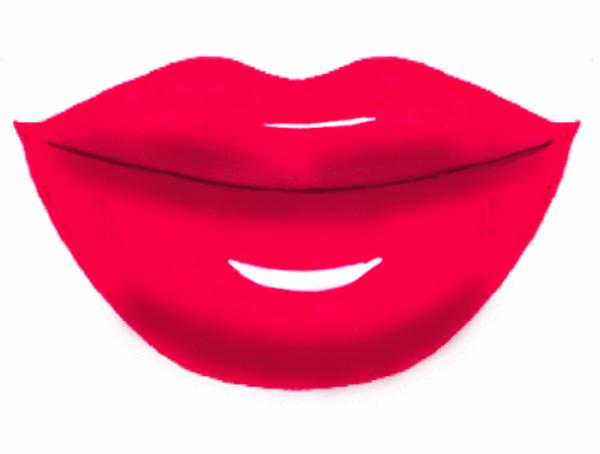 lip clipart.