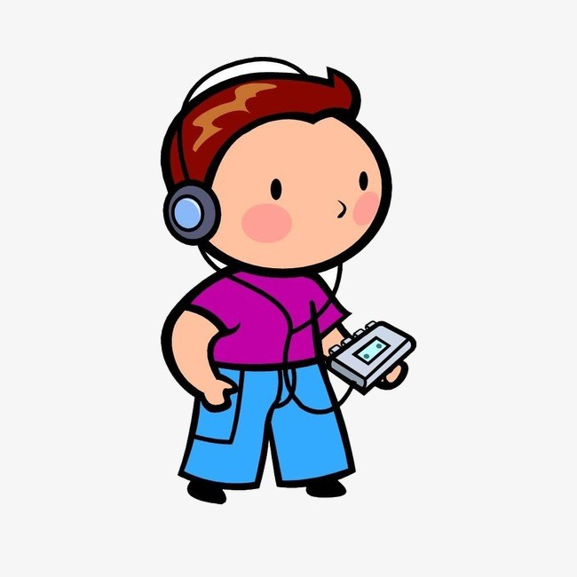 Listen to music clipart 5 » Clipart Portal.