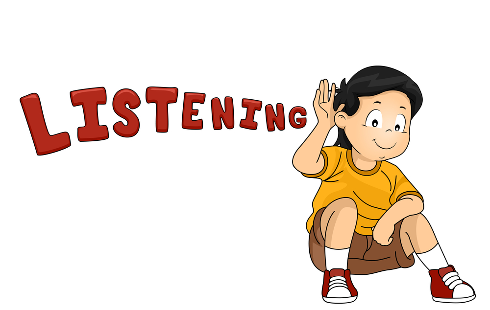 How to Improve your Child\'s active listening skills.