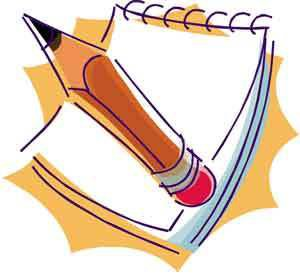 Review of literature clipart 1 » Clipart Station.
