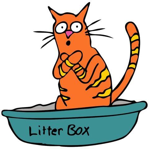 Clipart litter box 4 » Clipart Station.
