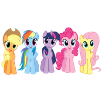 Download My Little Pony Free PNG photo images and clipart.