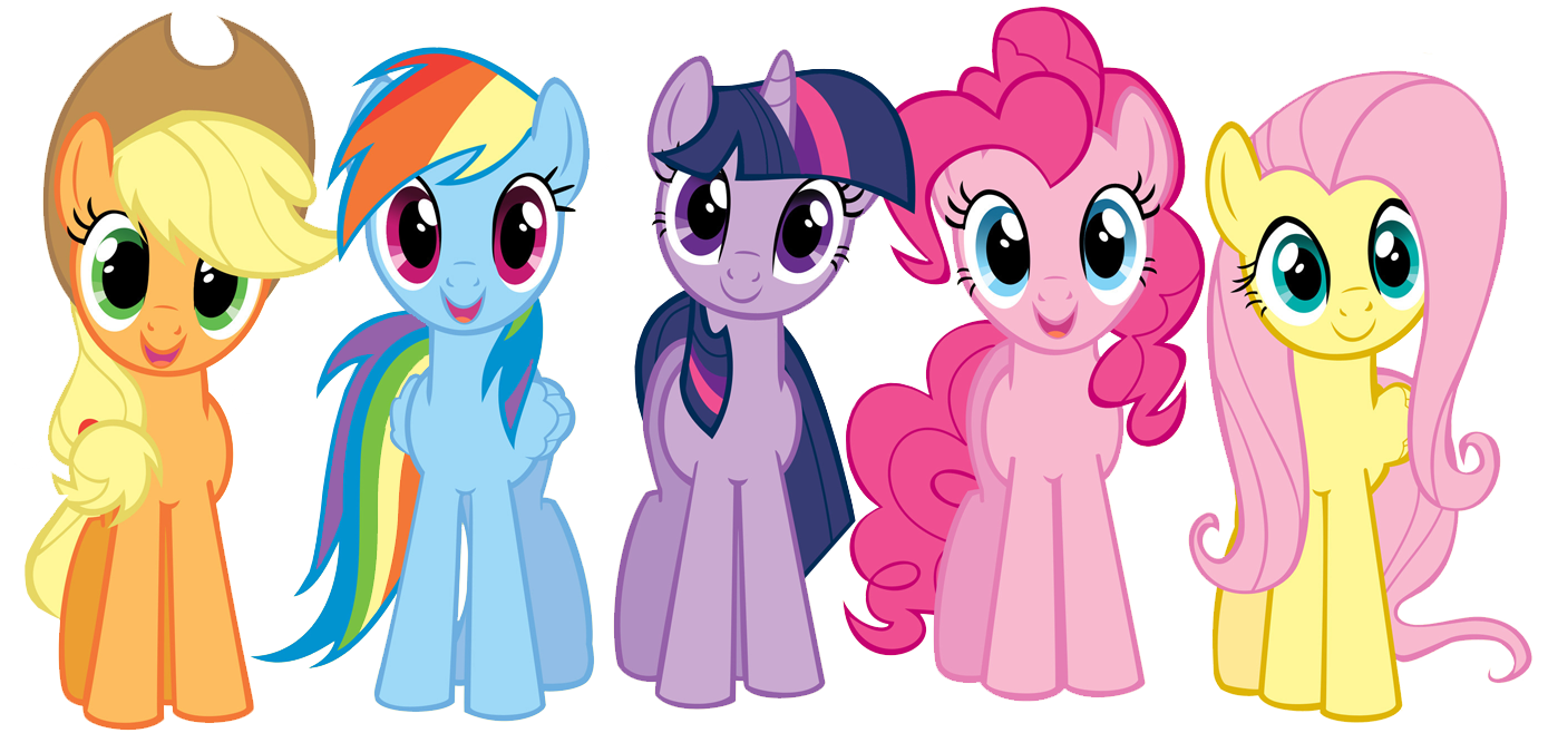 Download My Little Pony PNG Clipart 1.