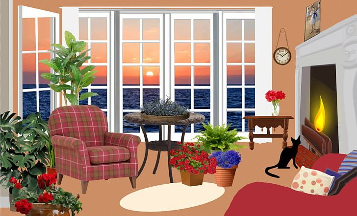 Living Room Interior Design Services PNG, Clipart, Apartment.