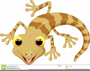 Clipart Lizards.