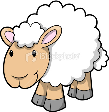 Lamb Sheep Clipart.