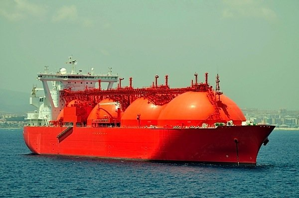 US resumes exports of LNG.