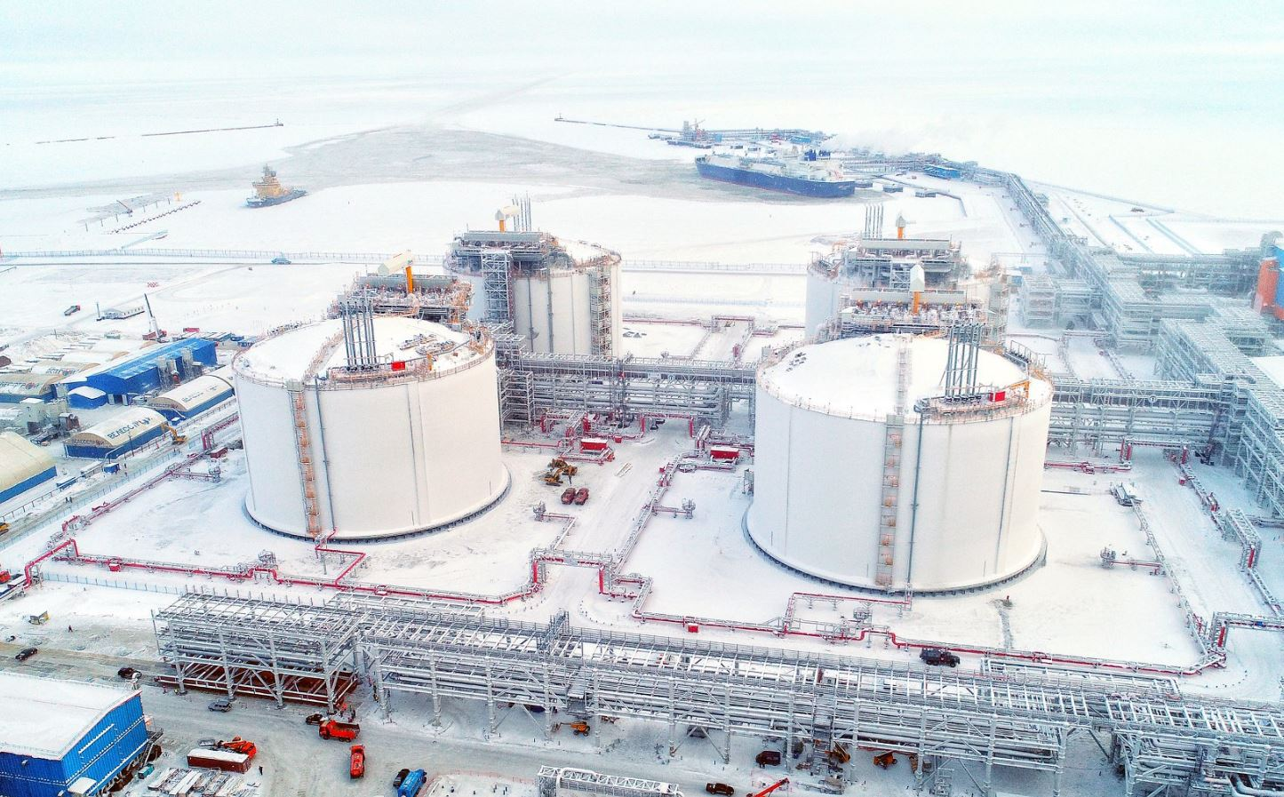Yamal LNG Project built on a shifting foundation of Climate.