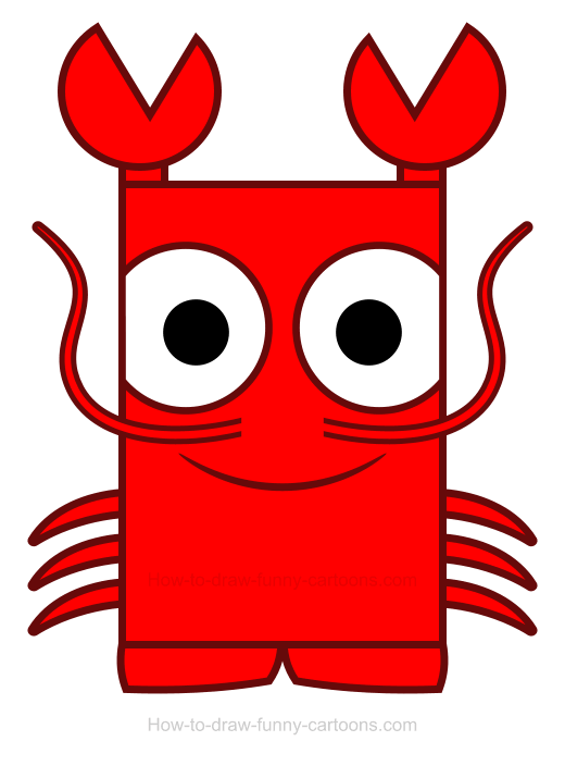 lobster clipart.
