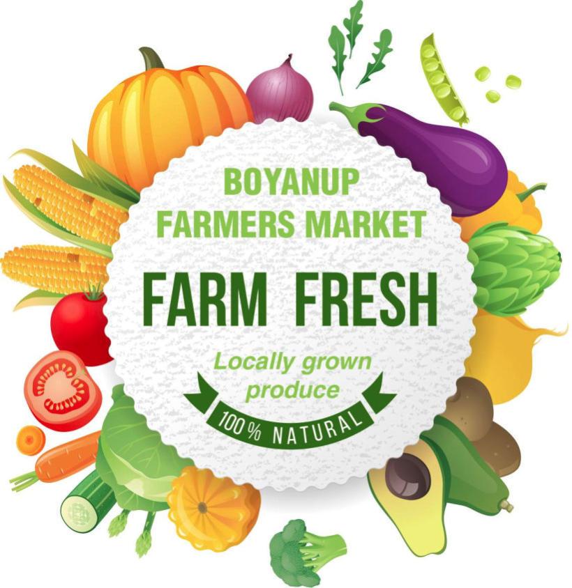 Boyanup Farmers Market.