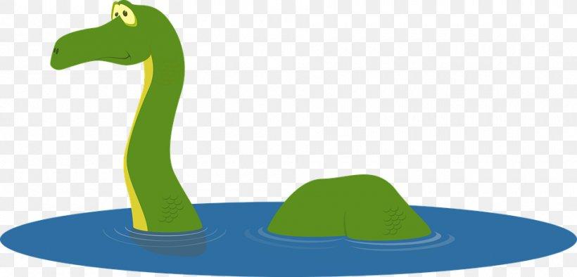 Loch Ness Monster, PNG, 960x462px, Loch Ness, Cartoon, Grass.