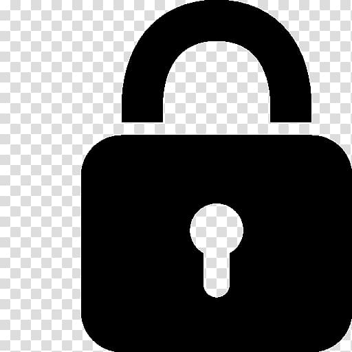 Computer Icons Padlock , Lock transparent background PNG clipart.